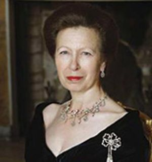 HRH  The Princess Royal, Princess Anne